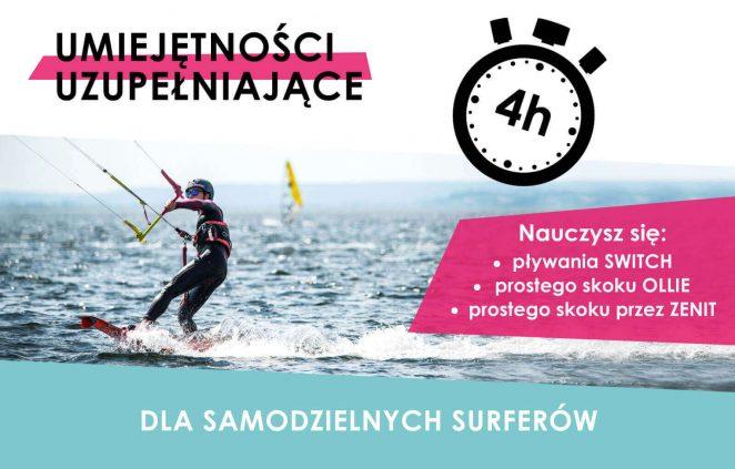 dla samodzielnych surferów