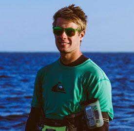 WMucha - instruktor kitesurfingu
