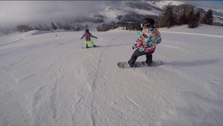 Szkolenie snowboardowe