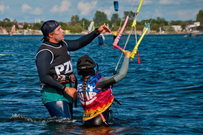 Szkoła kitesurfingu w Jastarnia
