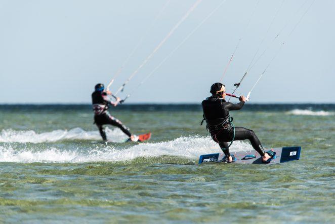 nauka kitesurfingu w szkole kite w Jastarnia