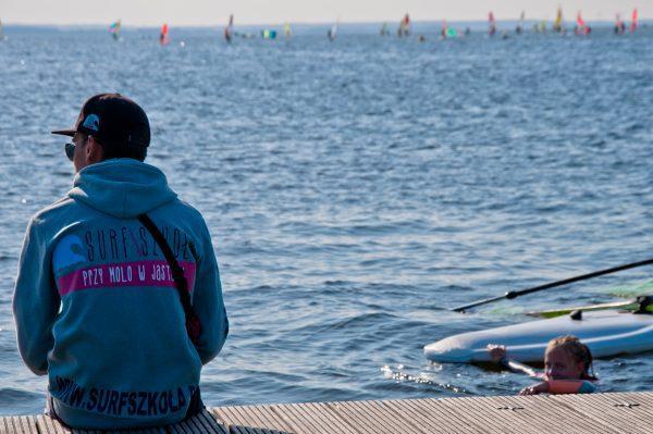 szkoła i wypożyczalnia windsurfingu w Jastarnia otwarta najdłużej!