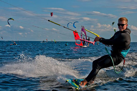 tygodniowe kursy kitesurfingu