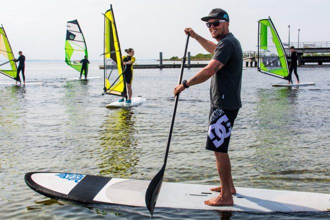 zajęcia alternatywne po kitesurfingu, windsurfingu, surfingu