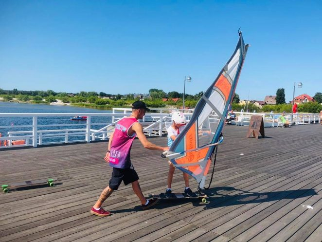 alternatywne zajęcia windsurfingu kitesurfingu surfingu