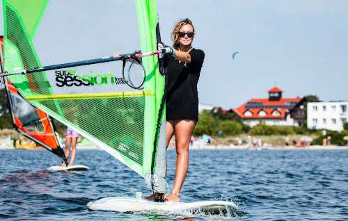 kursy tygodniowe windsurfingu