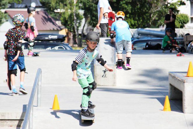 kurs skateboard