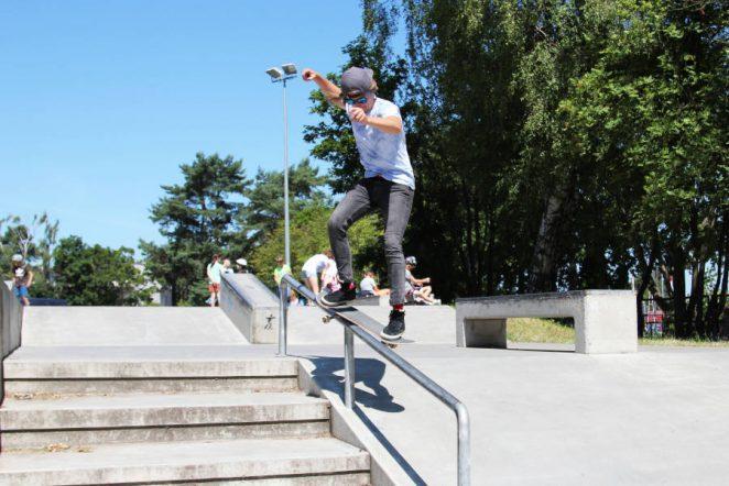 skateboard kurs